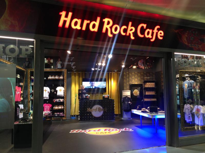 Immer wieder gerne - I love Hard Rock Café