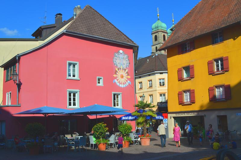 Altstadt, Bad Säckingen