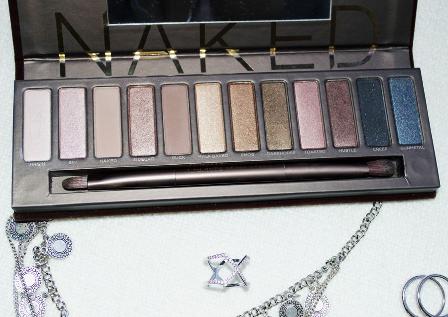 URBAN DECAY #NAKED