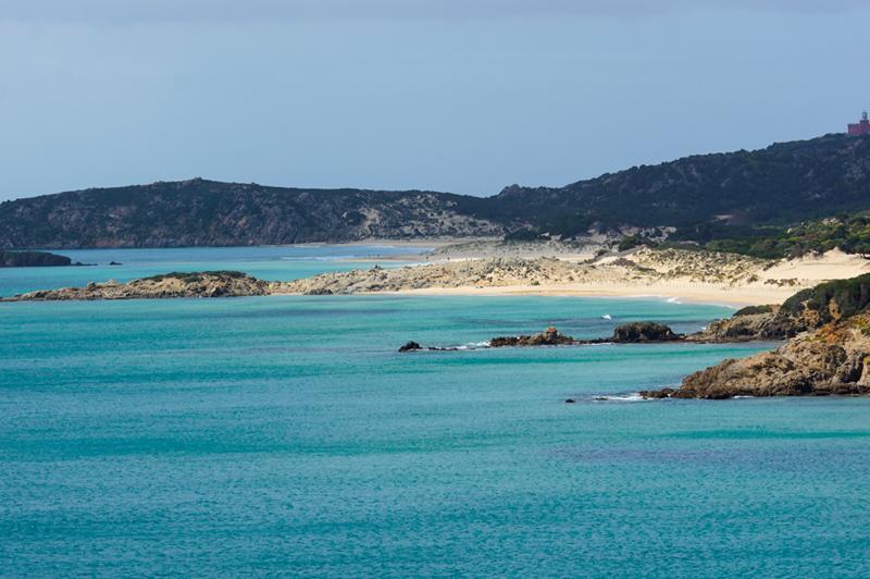 Sardegna, Le Dune di Zampano Beach - South Sardinia