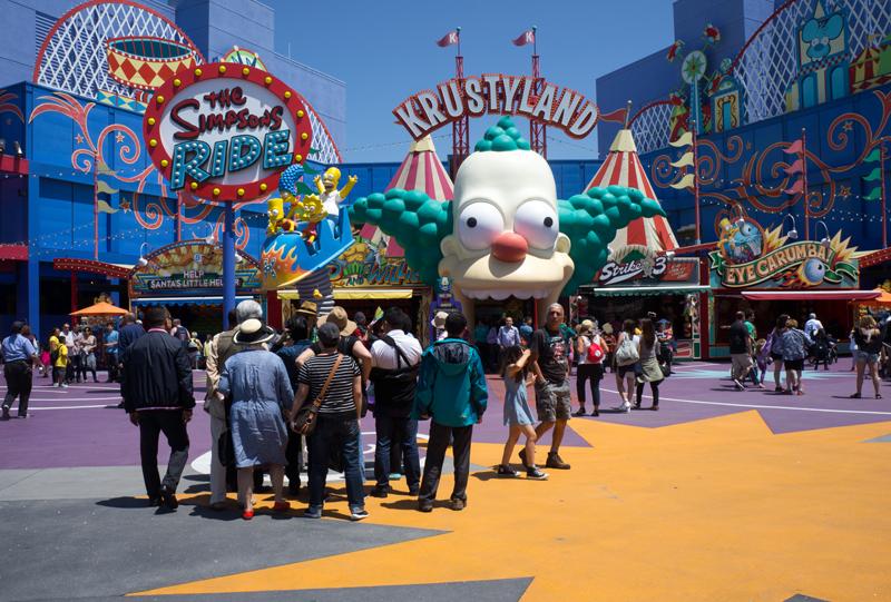 23 Universal Studios