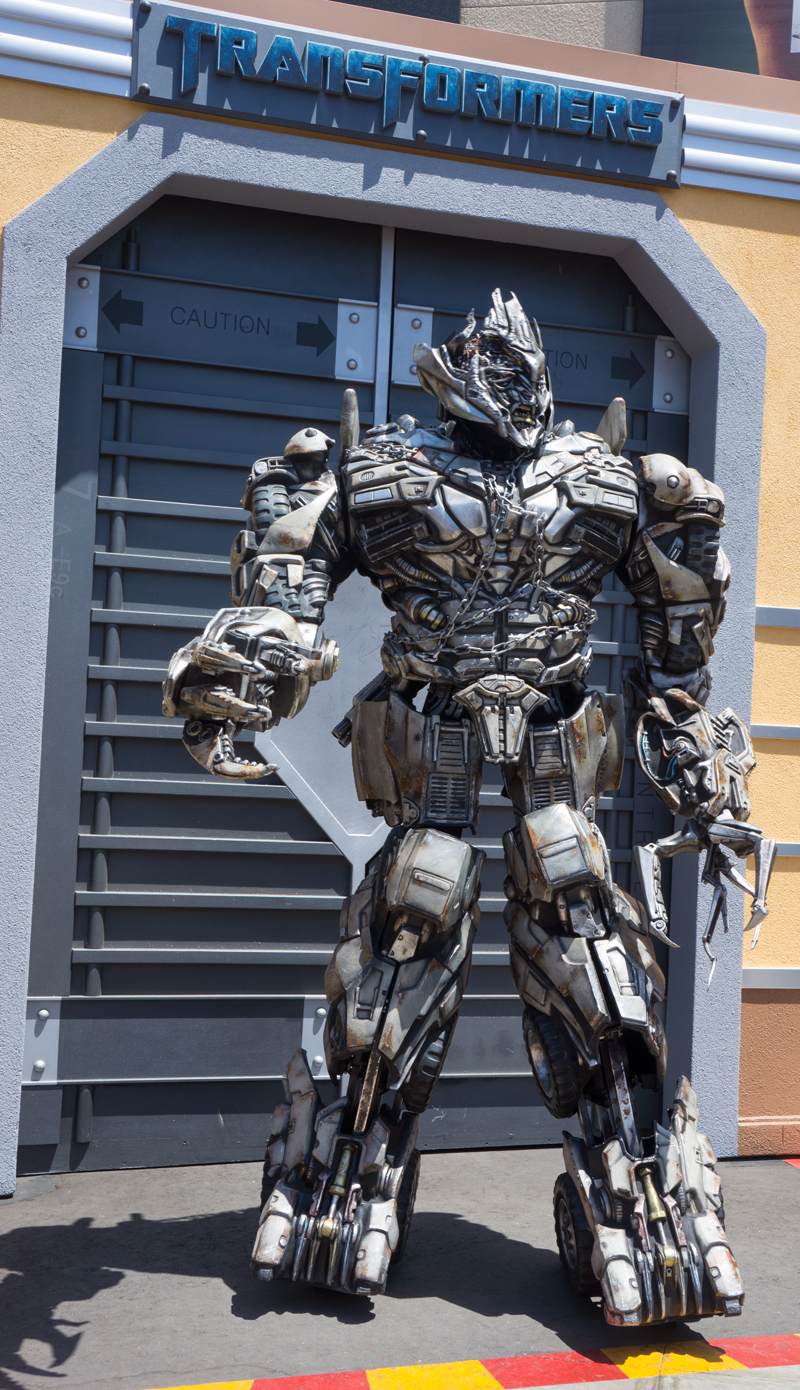 25 Universal Studios