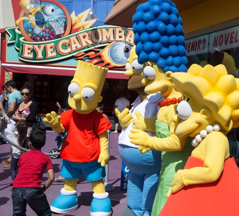 27 Universal Studios