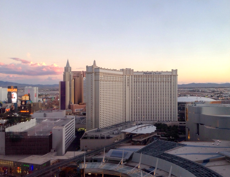 Las Vegas Reisebericht - Travel Blogger