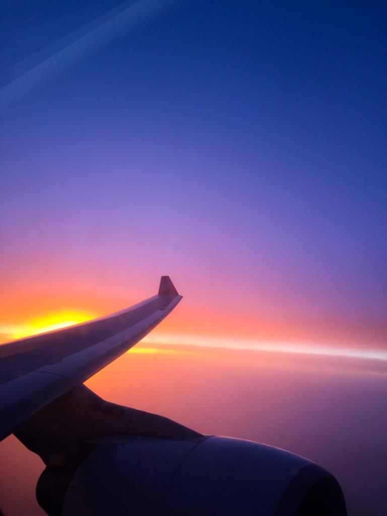 Vegas Rückflug 08