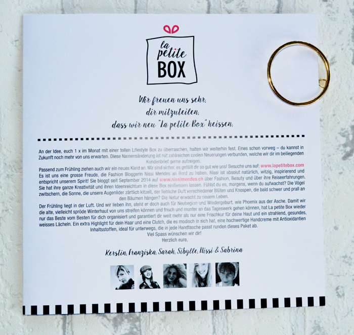 LaPetiteBox - Niss Box 11