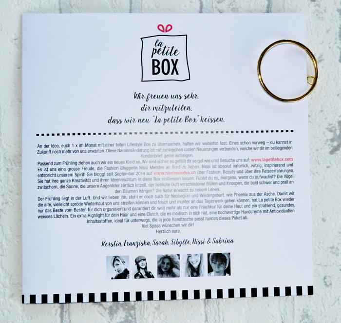 LaPetiteBox - Niss Box 11