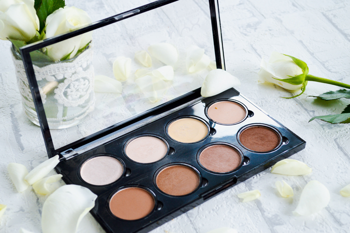 CONTOURING MAKE-UP & HOME BLEACHING 04