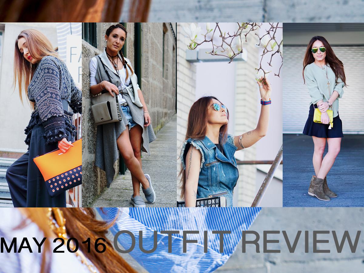 Mai OOTD Review 2016 TITEL