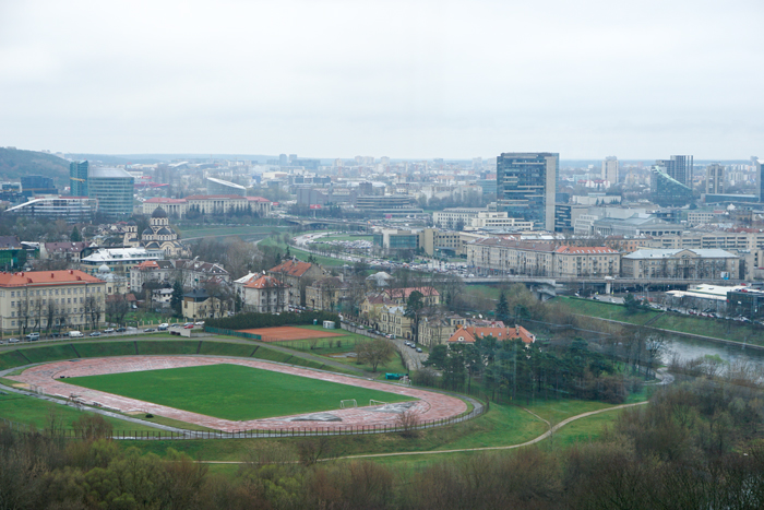 Vilnius Litauen mit Germania 07