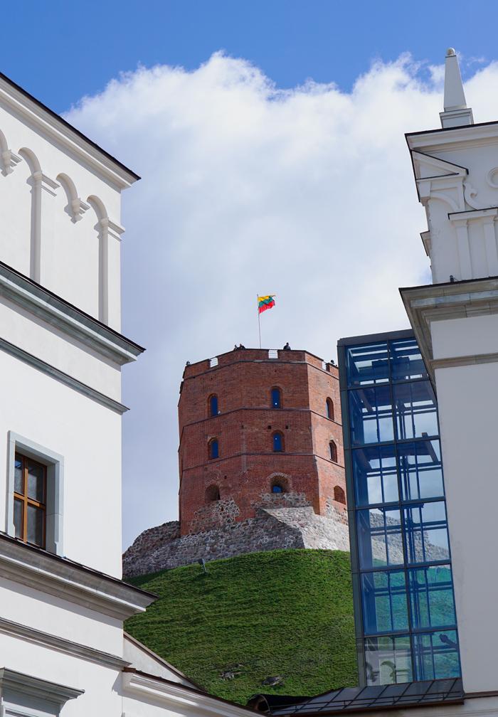 Vilnius Litauen mit Germania 12