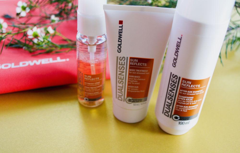 Schutz für die Haare