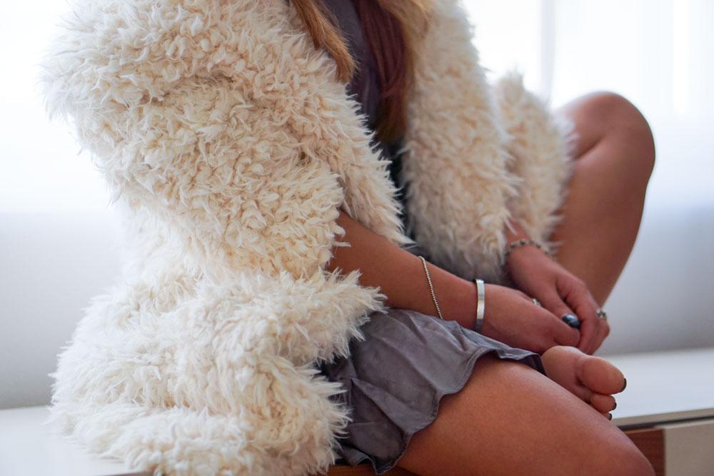 Mantel Blaumax via ABOUT YOU