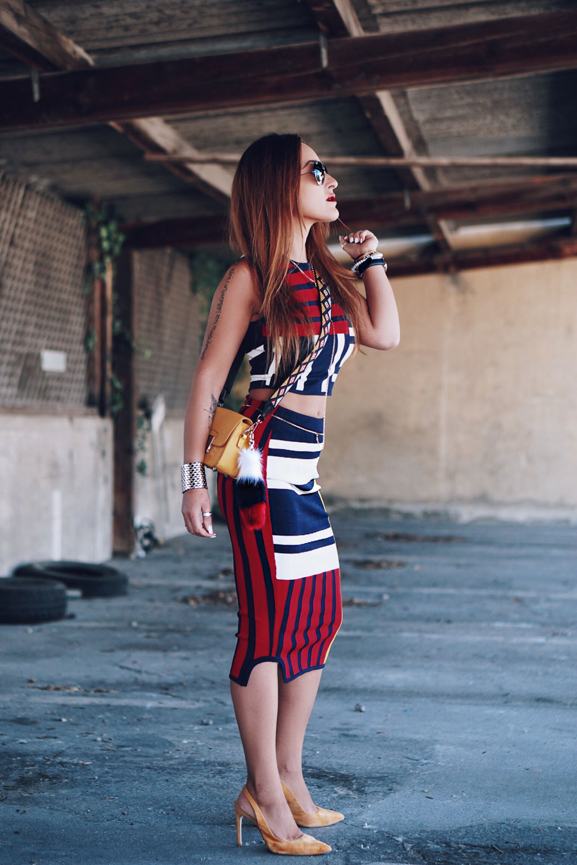 Nissi Mendes  - Schweizer Bloggerin - Swiss Fashion 2017