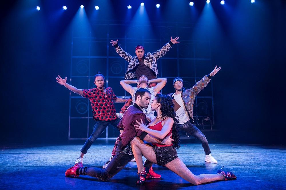 Tango, Breakdance, Streetdance