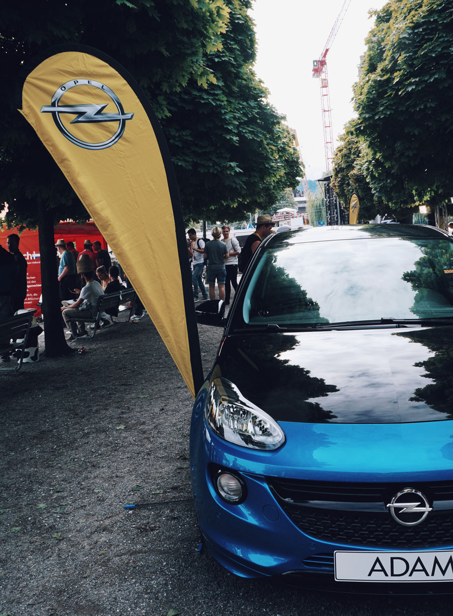 STREET PARADE 2017 WITH OPEL ADAM BLACK JACK 04