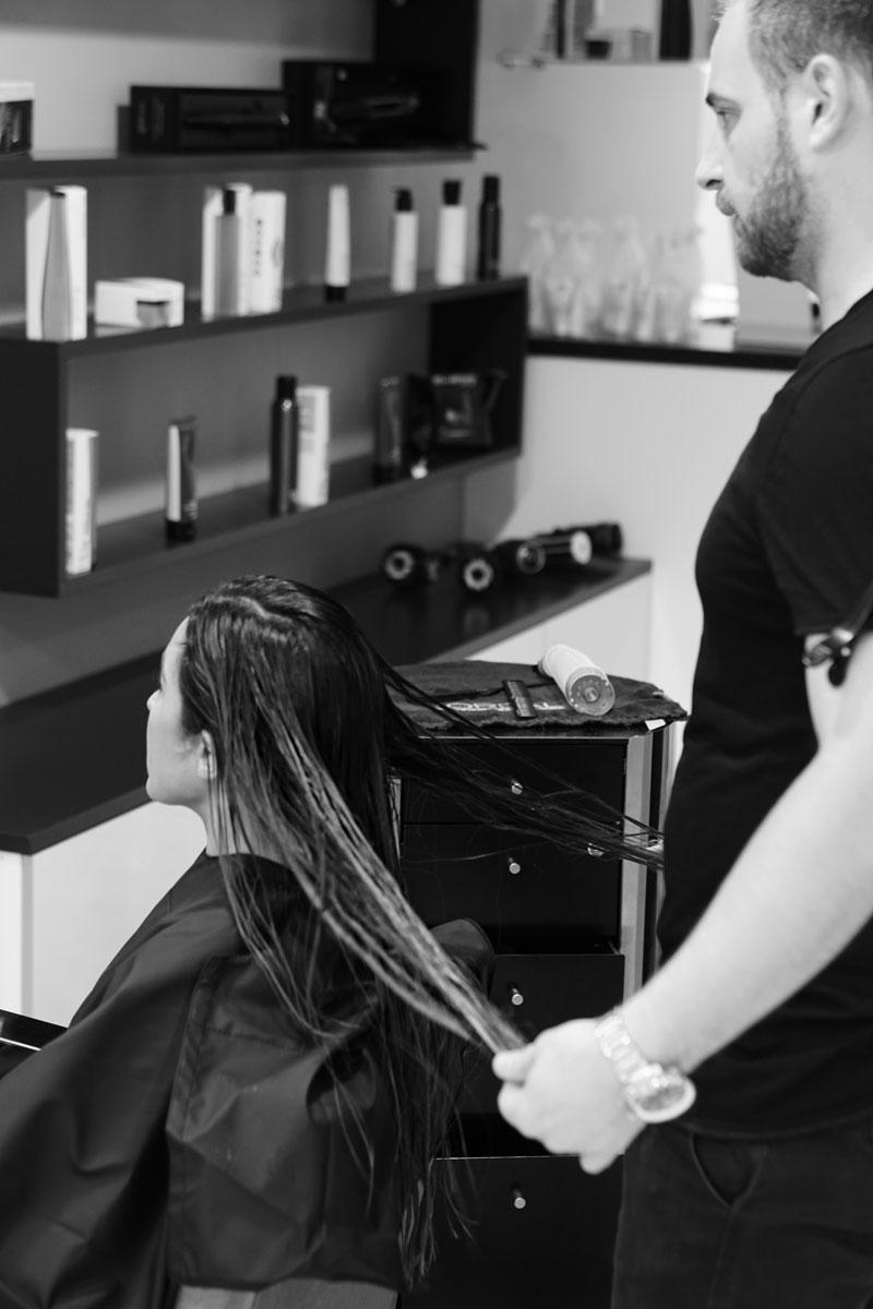 Treatment für schönes und gesundes Haar