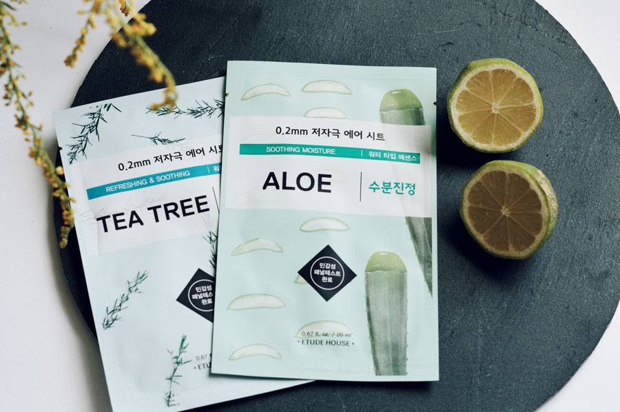 Sheet Masks aus Korea - Beauty Blog Nissi Mendes