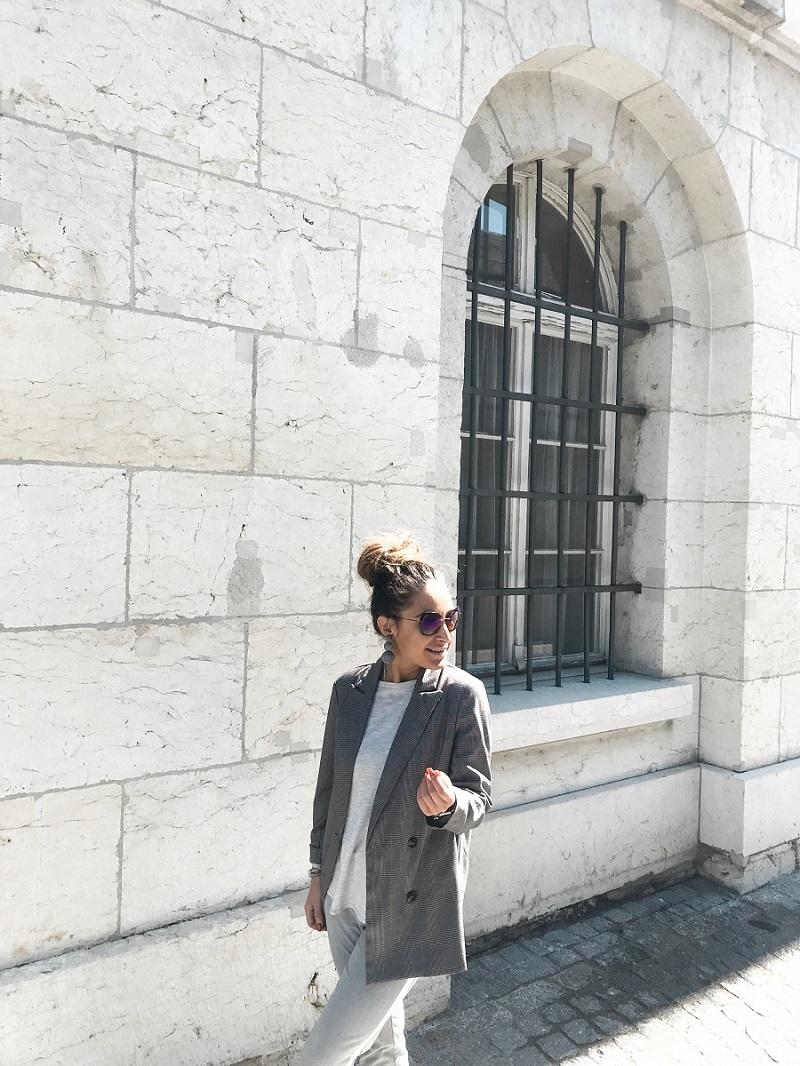 Schweizer Bloggerin Nissi Mendes