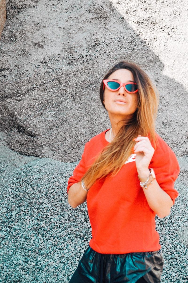 Bloggerin Schweiz Nissi Mendes