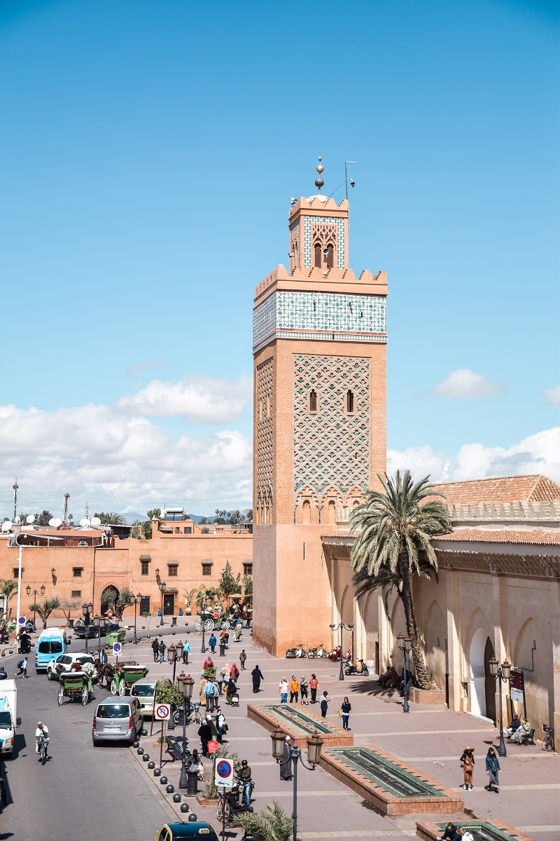 Marrakesch, Marroko