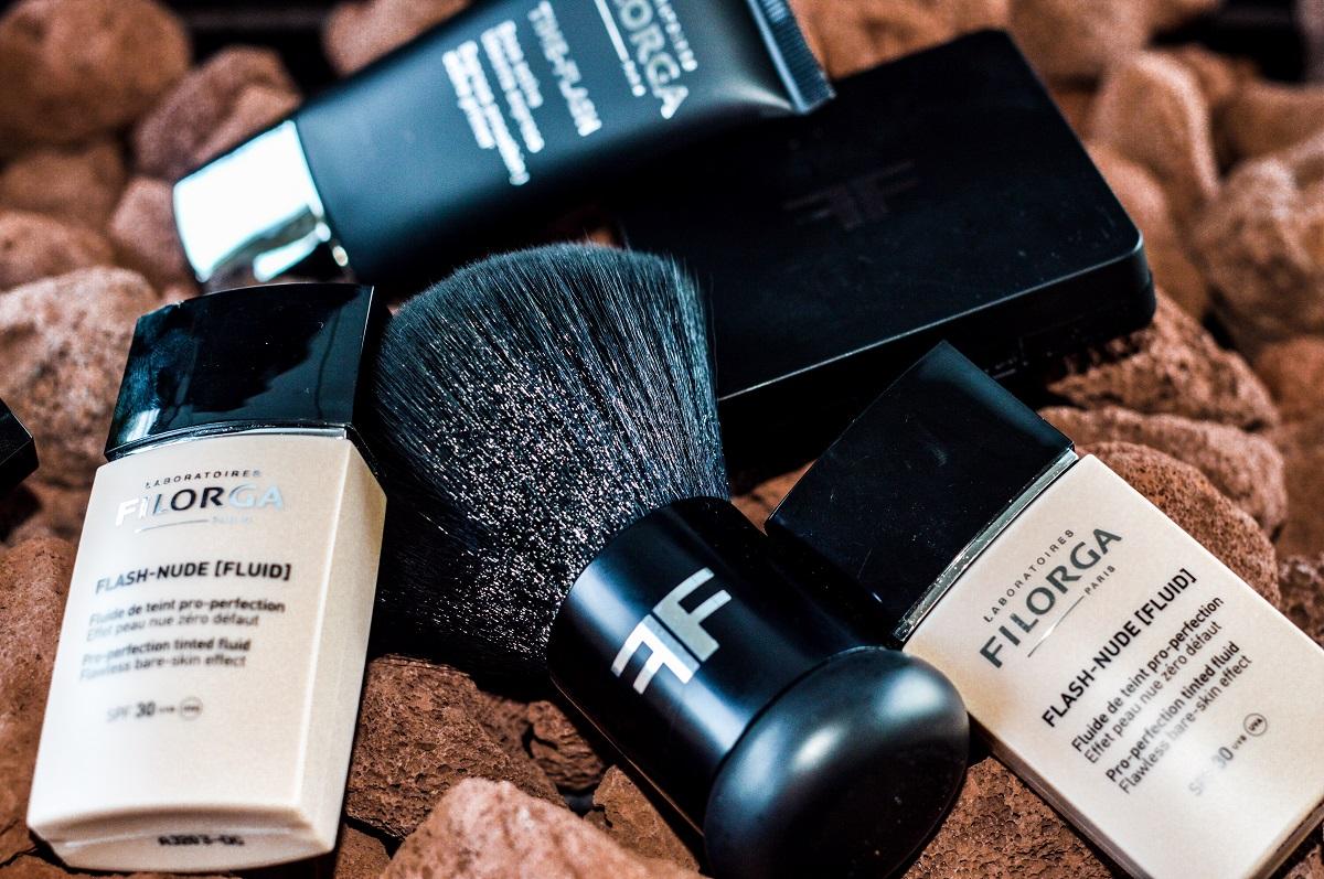 Makeup von Filorga