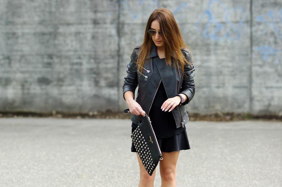 Nissi Mendes x Rockiger Look
