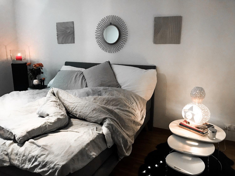 wohnung design schlafzimmer einblick in meiner wohnung schlafzimmer einrichten